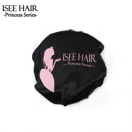 Protective Satin hair bonnets, Hair Wrap Hat, ISEEHAIR