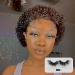 ISEE Lashes 3D Mink Lashes Natural False Eyelashes Dramatic Volume Fake Lashes Makeup Eyelash Extension Silk Eyelashes, Free Shipping