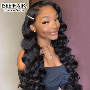 ISEE HAIR unprocessed  Body Wave Bundles 9A Grade 100% Human Virgin Hair