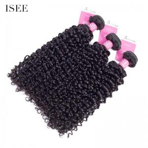 ISEE HAIR 9A Grade 100% Human Virgin Hair unprocessed Malaysian Water Wave 3 Bundles Deal